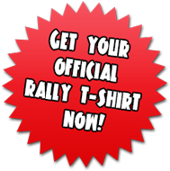 Get Your Official Rally T-Shirt Now!